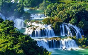 CAO BANG GEO-PARK AMONG THE WORLDS MOST BEAUTIFUL