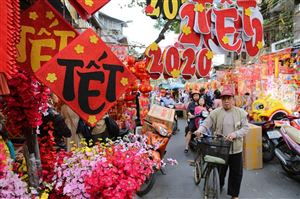 VIETNAMESE TRADITIONAL LUNAR NEW YEAR