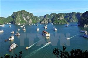 Programme of National Tourism Year 2018 in Quang Ninh.
