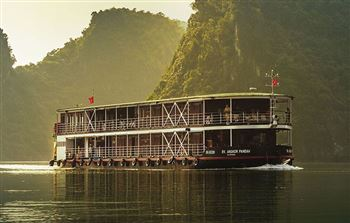 PANDAW HALONG BAY AND RED RIVER DOWNSTREAM CRUISE