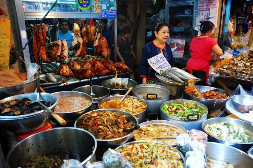 Bangkok Street Eats By Tuk Tuk 1 Day