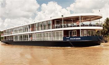 AVALON WATERWAYS MEKONG RIVER CRUISE FROM HO CHI MINH CITY TO PHNOM PENH