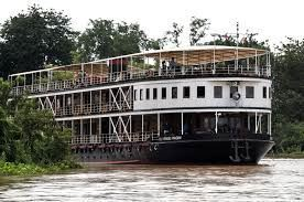 PANDAW PHNOM PENH AND SIEM REAP UPSTREAM CRUISE