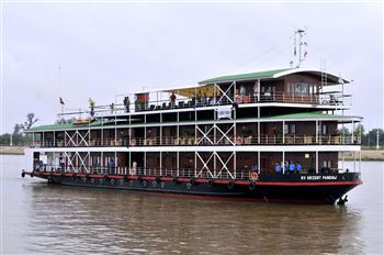 PANDAW PHNOM PENH AND SIEM REAP DOWNSTREAM CRUISE