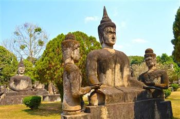 VIENTIANE CITY TOUR AND BUDDHA PARK DISCOVERY