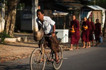 laos people, countryside